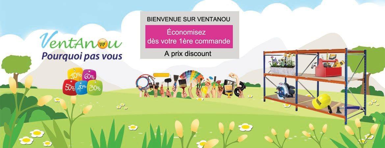 Ventanou, les meilleures offres pour la Guadeloupe, la Martinique et la Guyane