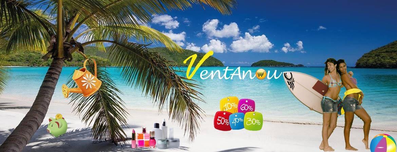 Ventanou, les meilleures affaires pour la Guadeloupe, la Martinique et la Guyane